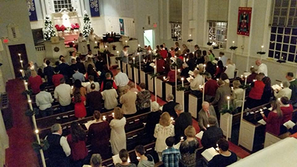 A Year in the Life of Our Church-Christmas Services
