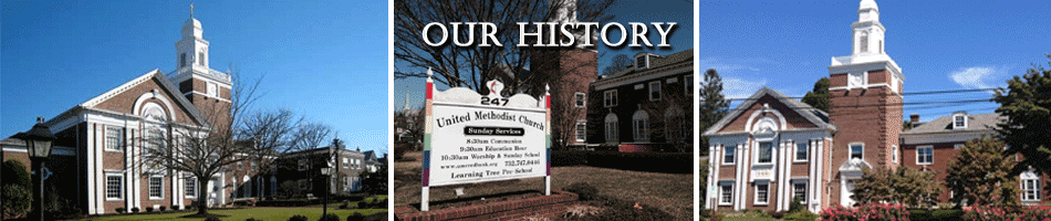 Our History - UMC Red Bank